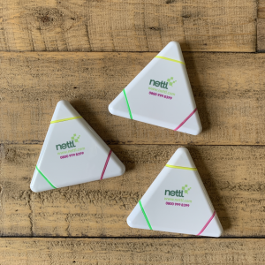 Triangle Shaped Highlighters