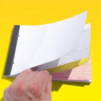 3 Part Carbonless NCR Books