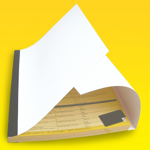 4 Part Carbonless NCR Books