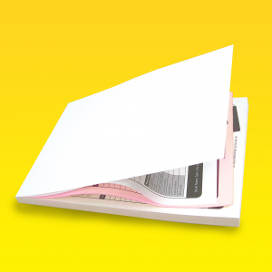 2 Part Carbonless NCR Pads