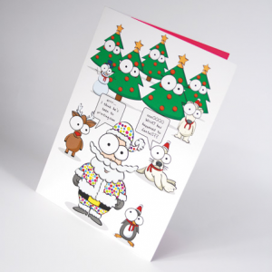 Fabu-Gloss Bio Christmas Cards