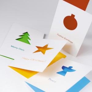 Windopop Christmas Cards