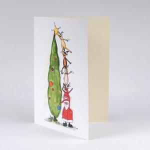 Cartes de Noël Edit&Go
