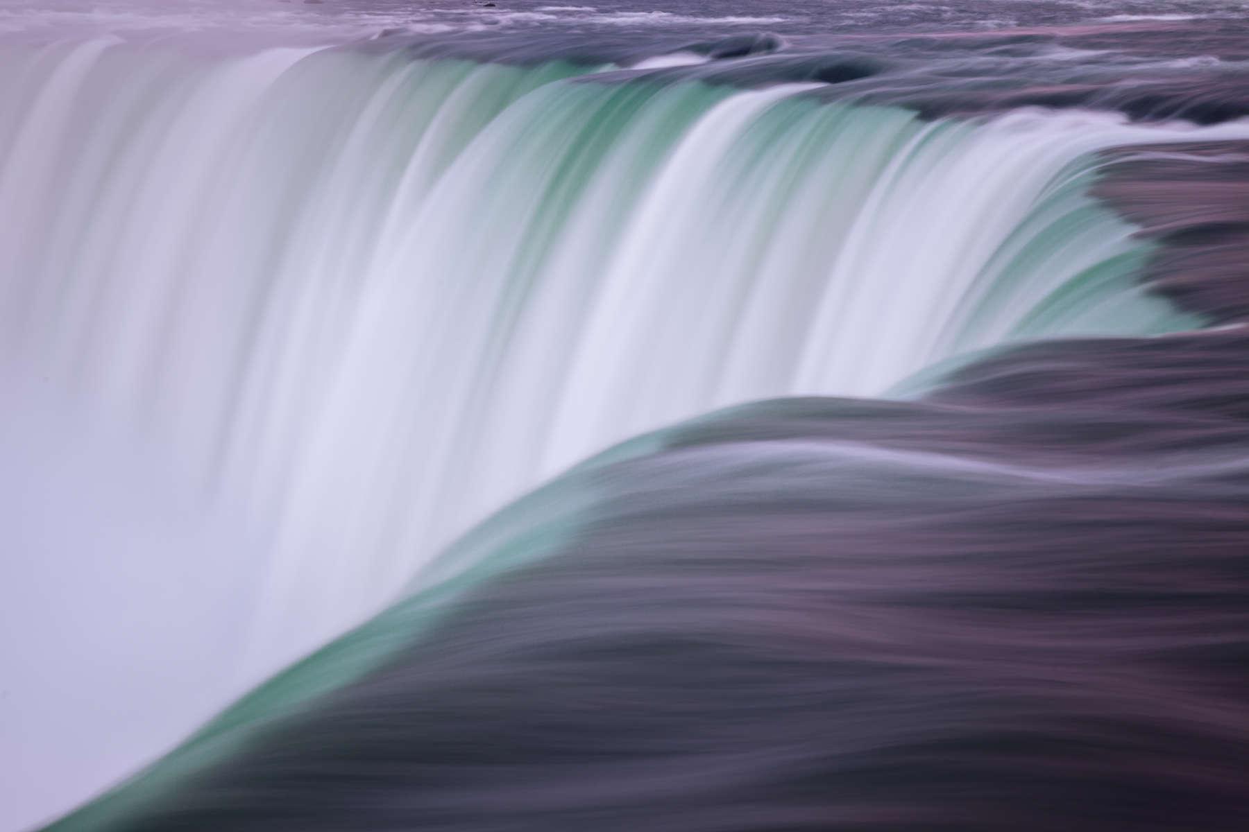 Niagra Falls in Ontario. Niagara Falls, Ontario, Canada.