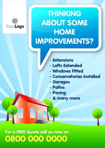 Home Maintenance A5 Leaflets by Tony Elmore