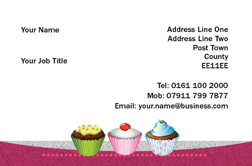 Online print templates printing ie cake decorators business card reheart Choice Image