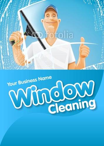 examples of cleaning service flyers