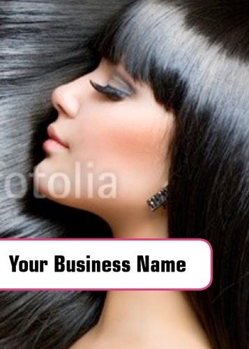 Hair A7 Leaflets