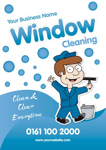 Window Cleaning Flyers Galleryhipcom The Hippest