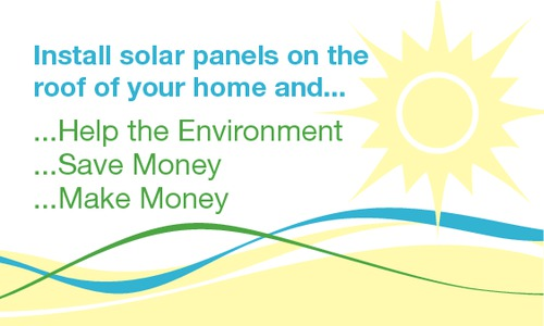 "Solar Panels 2"" x 3.5"" Business Cards by Paul Wongsam"