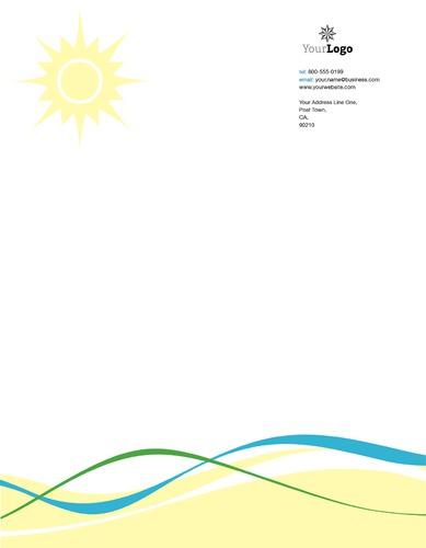 "Solar Panels 8.5"" x 11"" Stationery by Paul Wongsam"