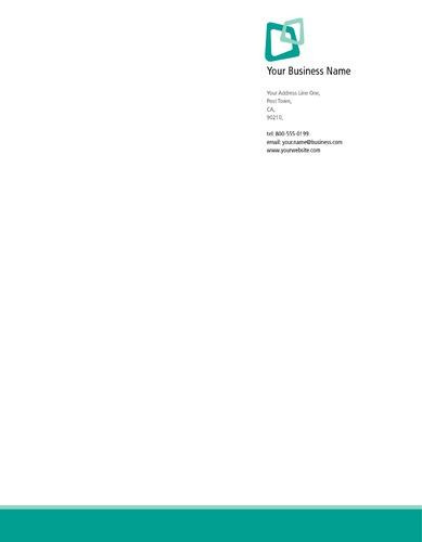 "Realtor 8.5"" x 11"" Stationery by Paul Wongsam"