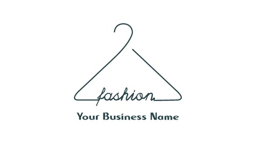 """Fashion 2"""" x 3.5"""" Business Cards by Ro Do"""