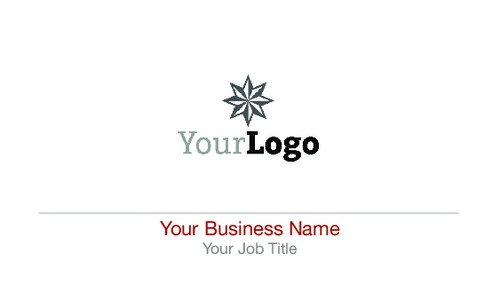 """2"""" x 3.5"""" Business Cards by Nickola O'Connor"""