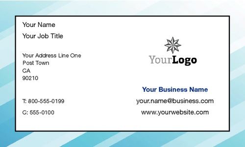 """Window Cleaning 2"""" x 3.5"""" Business Cards by Vaishali Patel"""