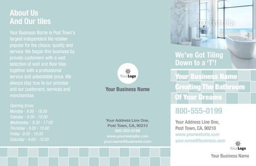"""Home Maintenance 11"""" x 17"""" Brochures by Rebecca Doherty"""