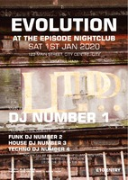 Nightclub A4 Leaflets by Templatecloud