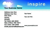 Health Business Card  by Templatecloud