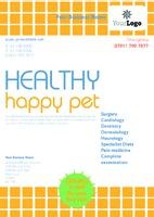 Pet Care A5 Leaflets by Templatecloud