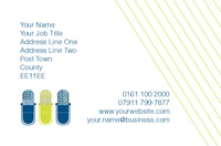 Karaoke Business Card  by Templatecloud