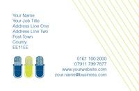 Karaoke Business Card  by Templatecloud