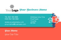 Travel Agents Business Card  by Templatecloud