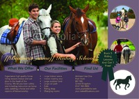Sport A4 Leaflets by Templatecloud