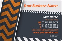 Sport Business Card  by Templatecloud