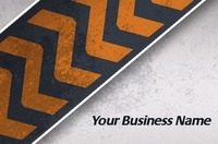 Garage Services Business Card  by Templatecloud