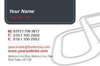 Haulage Business Card  by Templatecloud