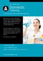 Hairdressing A5 Leaflets by Templatecloud