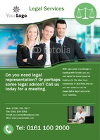 Solicitors A5 Leaflets by Templatecloud