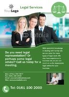 Solicitors A6 Leaflets by Templatecloud