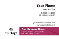 Beauticians Business Card  by Templatecloud