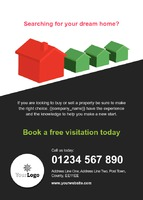 Property A6 Leaflets by Templatecloud