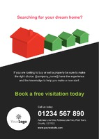 Property A5 Leaflets by Templatecloud