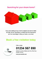Property A5 Flyers by Templatecloud