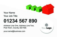 Property Business Card  by Templatecloud