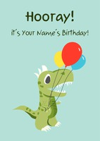 A5 Greeting Cards by Templatecloud