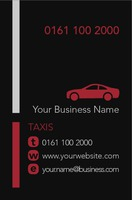 Car Business Card  by Templatecloud
