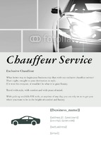 Car A6 Flyers by Templatecloud