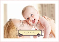 """Photo Upload 20x30"""" with premium frame Photo Canvas by Templatecloud"""