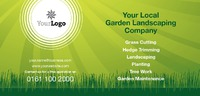 Garden Maintenance 1/3rd A4 Flyers by Templatecloud