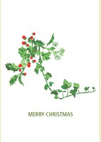 Edit & Go: Large (Folds to A5) Christmas Cards by Templatecloud