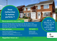 Estate Agents A6 Leaflets by Templatecloud