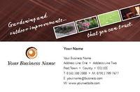 Home Maintenance Business Card  by Templatecloud