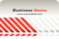 Builders Business Card  by Templatecloud