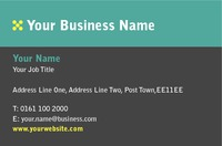 Recruitment Business Card  by Templatecloud