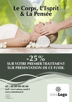 Aptitude A5 Flyers par Templatecloud