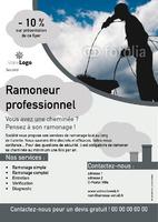 Ramoneurs A5 Flyers par Templatecloud